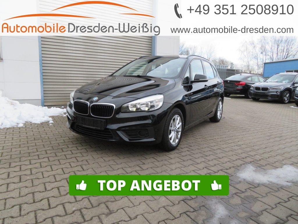 BMW 216 Active Tourer d*Sitzheizung*PDC*Isofix*, Jahr 2017, Diesel