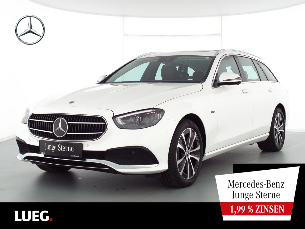 Mercedes-Benz E 300 de T Avantgarde+MBUX+SHD+Mbeam+AHK+Kamera+, Jahr 2020, Hybrid_Diesel