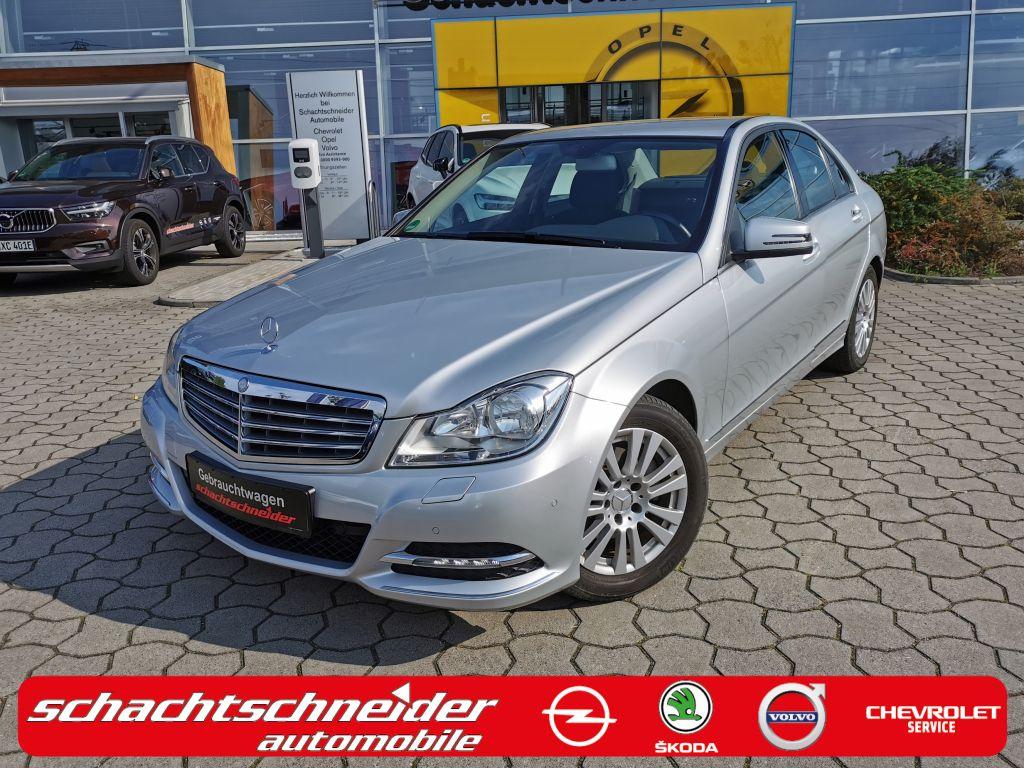 Mercedes-Benz C 180 7G-TRONIC Elegance+Navi+Sitzheizung+, Jahr 2013, Benzin