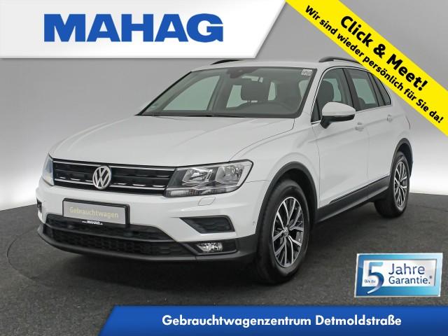 Volkswagen Tiguan 1.5 TSI OPF Comfortline ParkLenkAssist Kamera Bluetooth 17Zoll 6-Gang, Jahr 2020, Benzin