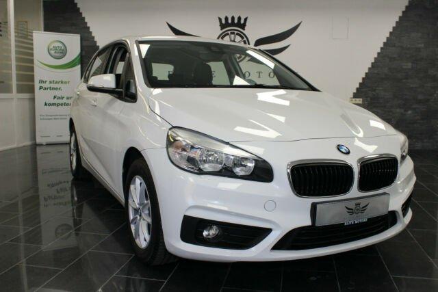 BMW 216d Active Tourer Advantage*SHZG*PDC*EURO6*, Jahr 2016, Diesel
