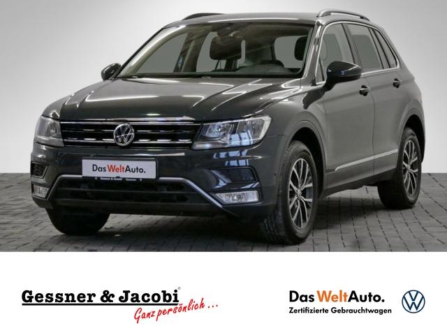 Volkswagen Tiguan 2.0 TDI BMT EU6 4Motion Comfortline AHK, Jahr 2017, Diesel