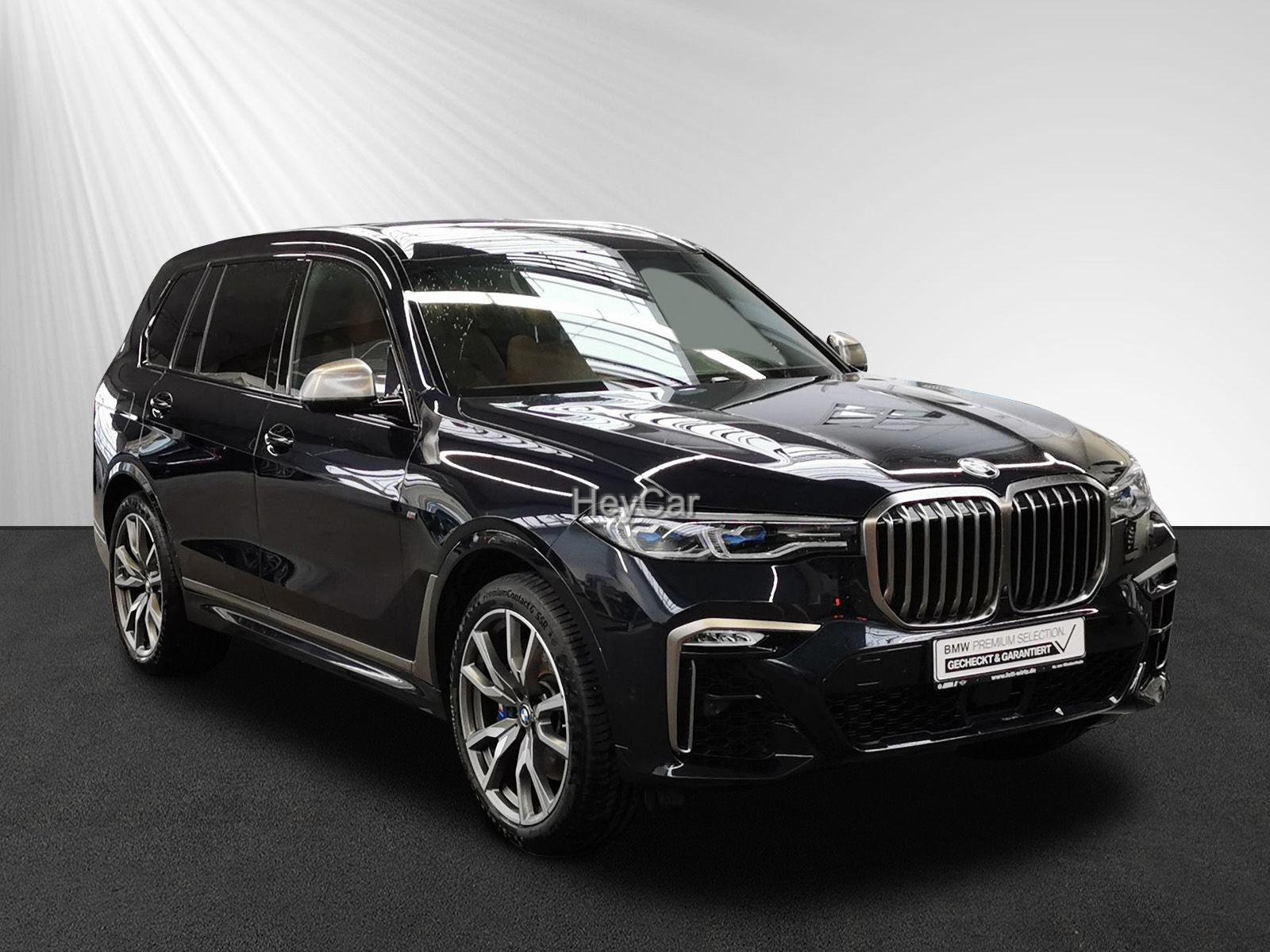 BMW X7 M50d 7-Sitzer 22'' Leas. ab 1.149,- br. o. Anz, Jahr 2019, Diesel