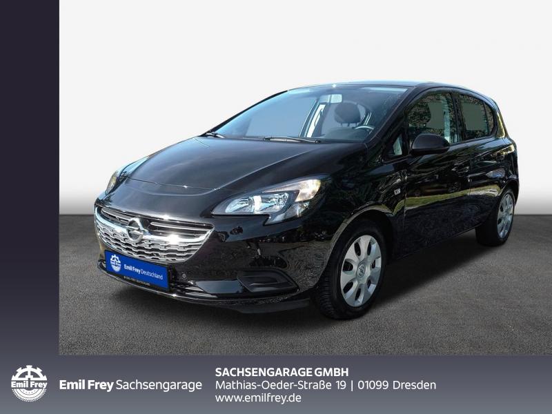 Opel Corsa 1.4 Edition Sitzhzg. Allwetter PDC hinten, Jahr 2018, Benzin