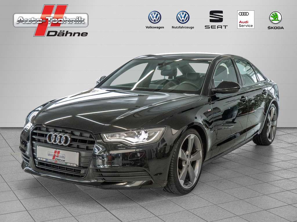Audi A6, Jahr 2012, diesel