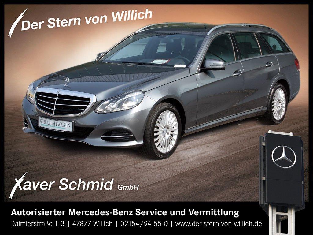 Mercedes-Benz E 200 T BT Elegance*7G-Tronic*SHD*LED*PTS*SHZ*, Jahr 2015, Diesel