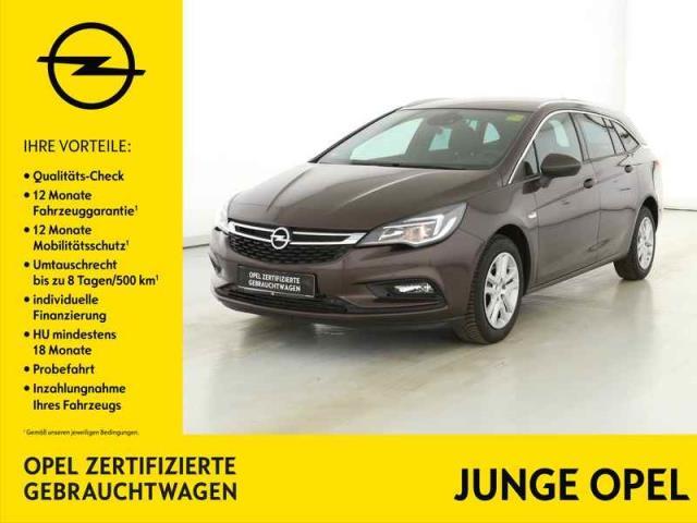 Opel Astra K ST Dynamic 1.4T, Jahr 2018, Benzin
