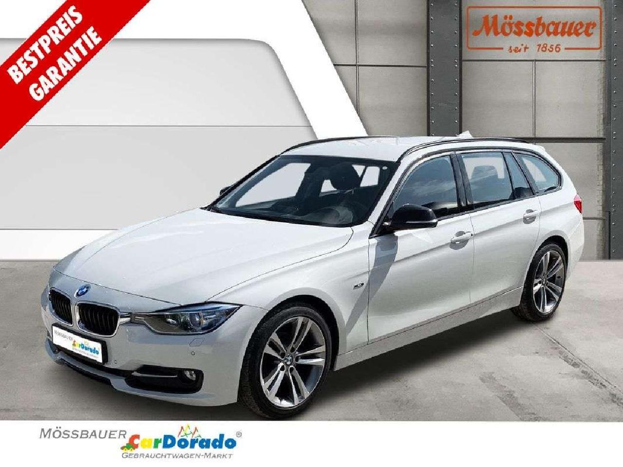 BMW 318, Jahr 2013, Diesel