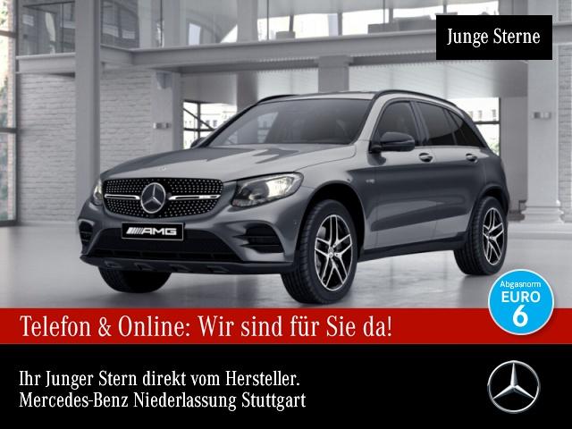 Mercedes-Benz GLC 43 4MATIC Sportpaket Bluetooth Navi Klima, Jahr 2017, Benzin