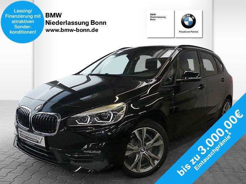 BMW 218d Active Tourer Sport Line, Jahr 2019, Diesel