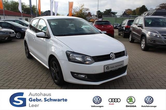 Volkswagen Polo 1.2 TSI Style KLIMA RADIO/CD, Jahr 2012, petrol