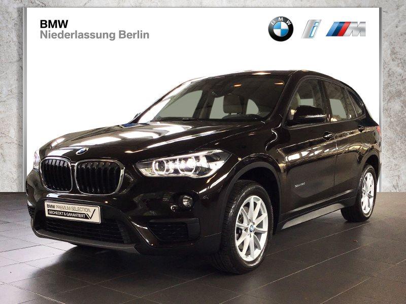 BMW X1 sDrive18d EU6 Aut. Leder LED Klimaautomatik, Jahr 2017, Diesel