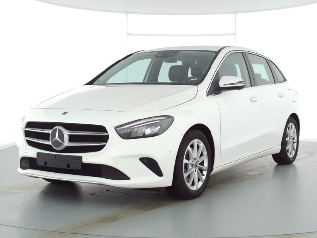 Mercedes-Benz B 220 4M Progressive+MBUX High-End+Kamera+easy Heckklappe, Jahr 2020, Benzin