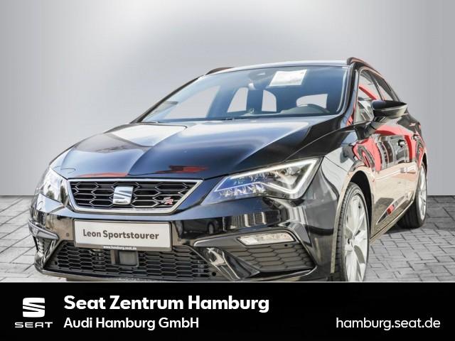 Seat Leon Sportstourer 2,0 TDI FR DSG, Jahr 2020, Diesel