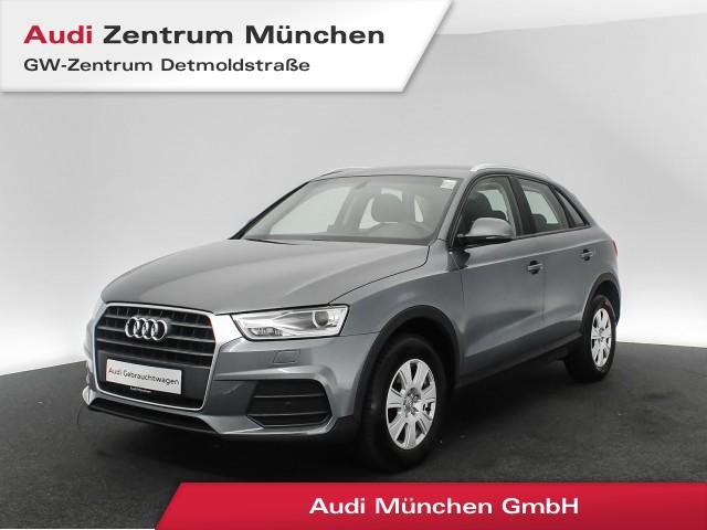 Audi Q3 1.4 TFSI AHK Navi Xenon Komfortpaket PDC+ S tronic, Jahr 2018, Benzin