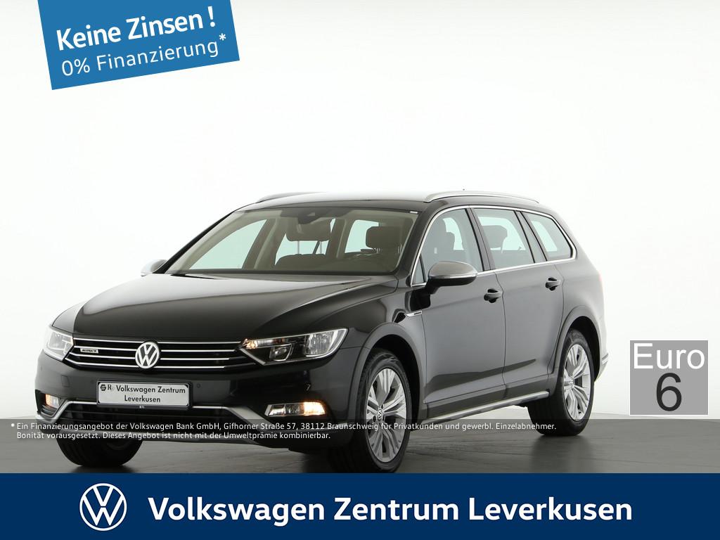 Volkswagen Passat Alltrack 2.0 4MOTION, Jahr 2016, Diesel