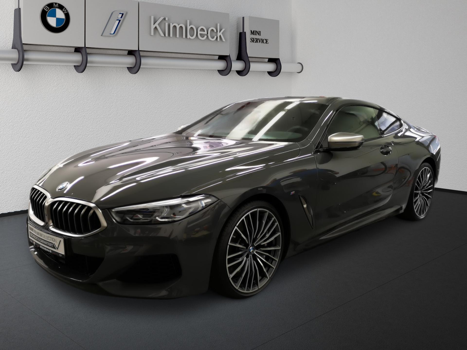 BMW M850i xDrive Coupé Sitzbelüftung IntegralLenkung, Jahr 2020, Benzin