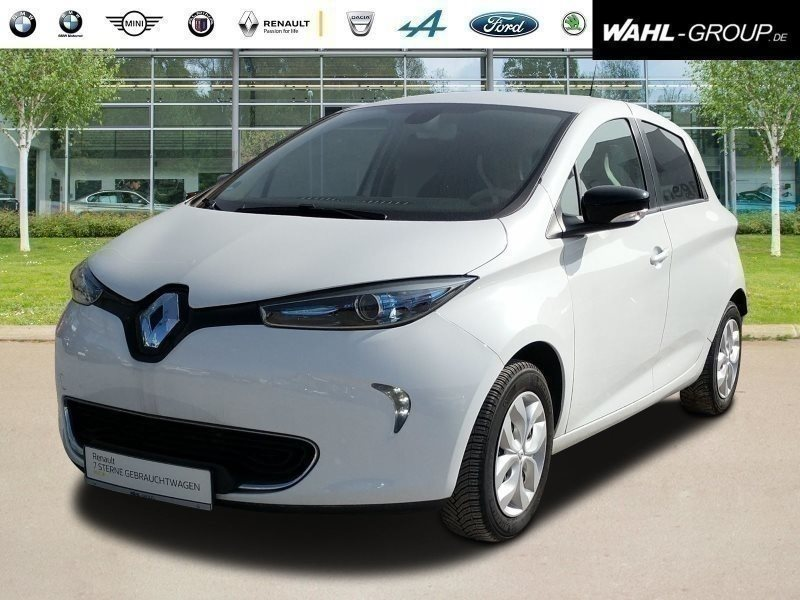 Renault Zoe Life R240 (zzgl Batteriemiete) Life, Jahr 2016, Elektro
