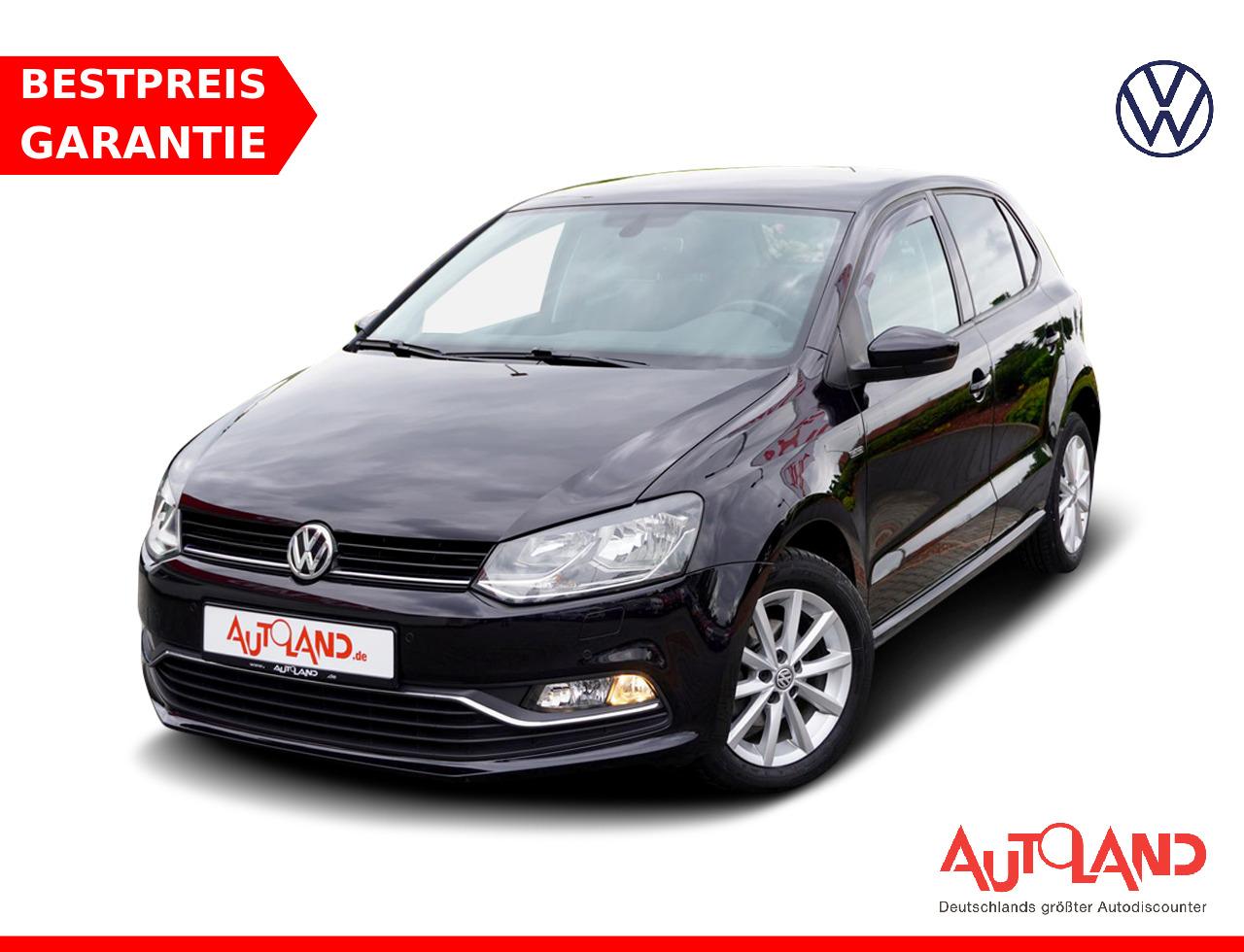 Volkswagen Polo, Jahr 2016, Benzin