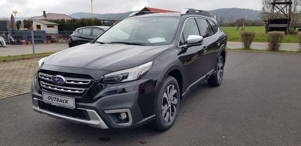 Subaru Outback 2.5i Lineartronic Platinum Leder Harman Kardon Sound, Jahr 2021, Benzin