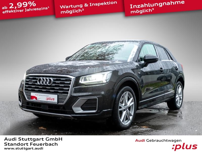 Audi Q2 2.0 TDI quattro S line ACC LED Navi virtCo, Jahr 2017, Diesel