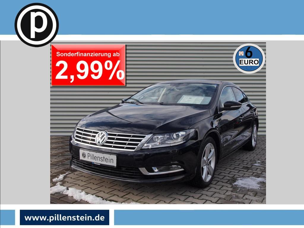 Volkswagen CC 1.4 TSI NAVI KLIMA SITZHZG PARKPILOT Tempomat, Jahr 2016, Benzin