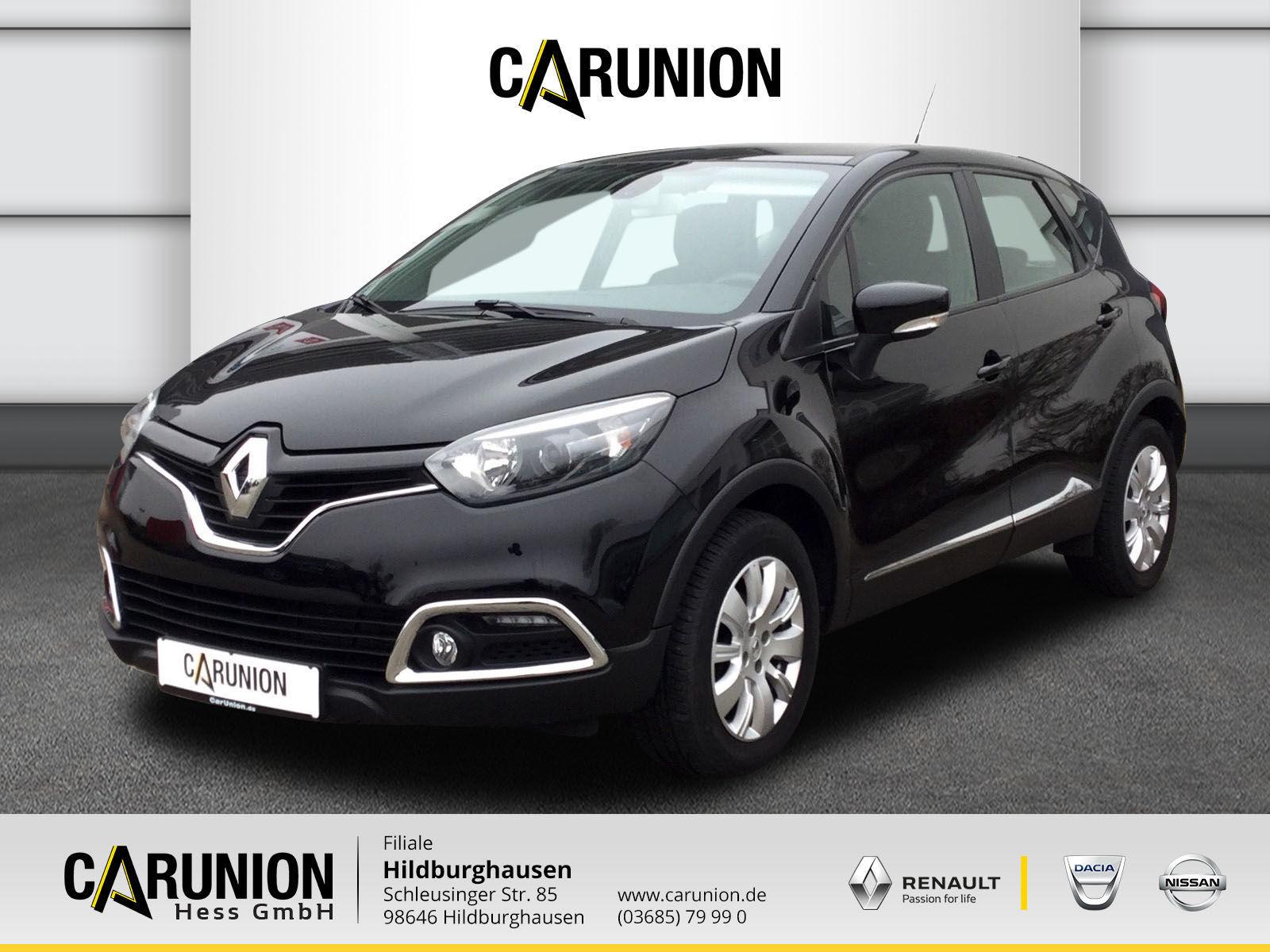 Renault Captur Dynamique TCe 90 AHK - NAVI, Jahr 2014, Benzin
