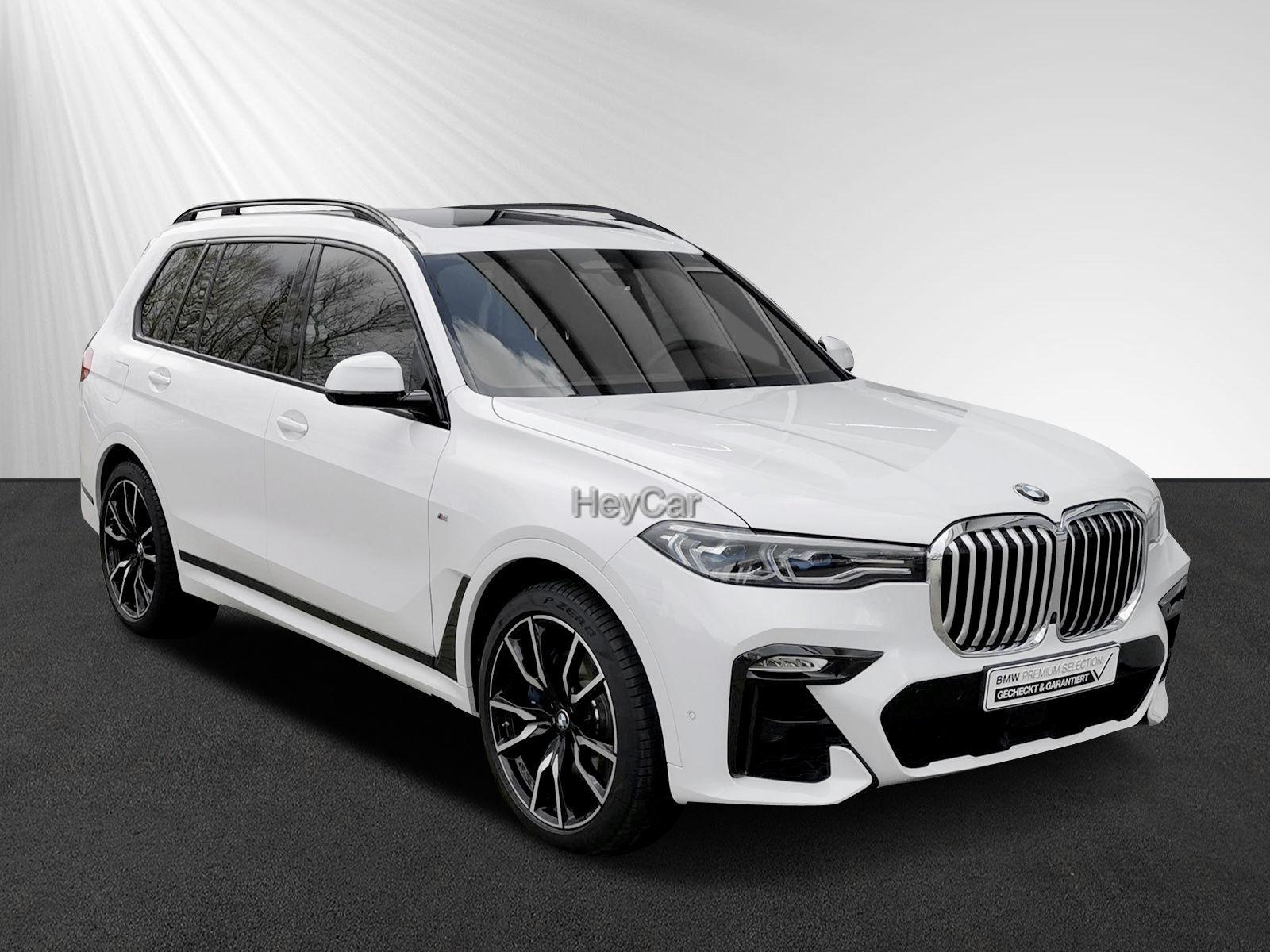 BMW X7 xDrive30d M-Sport Leas. ab 999,-- br. o. Anz., Jahr 2019, Diesel