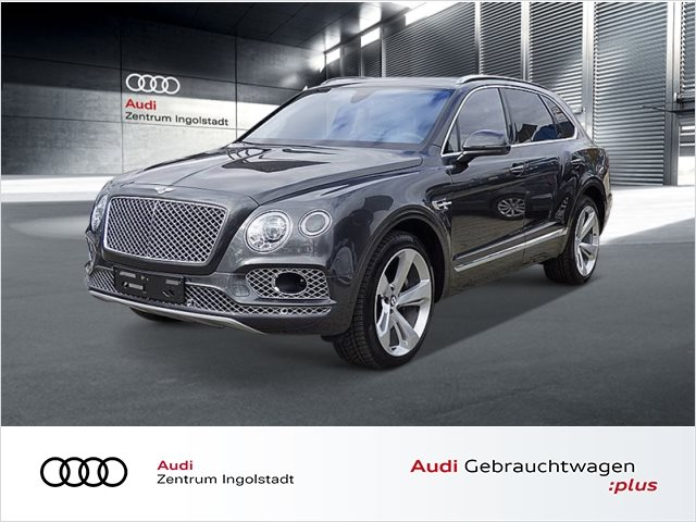 Bentley Bentayga W12 AWD Touring & City Specification, Jahr 2019, Benzin