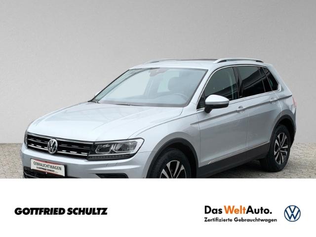 Volkswagen Tiguan 1.5 TSI DSG NAVI LED KAMERA ACC Comfortline, Jahr 2020, Benzin