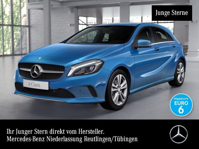 Mercedes-Benz A 160 Urban LED Totwinkel PTS Sitzh Sitzkomfort, Jahr 2016, Benzin