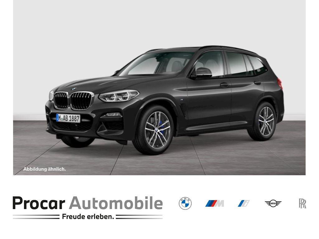 BMW X3 xDrive30d M Sport Head-Up DA+ AHK Pano Standhzg., Jahr 2018, Diesel