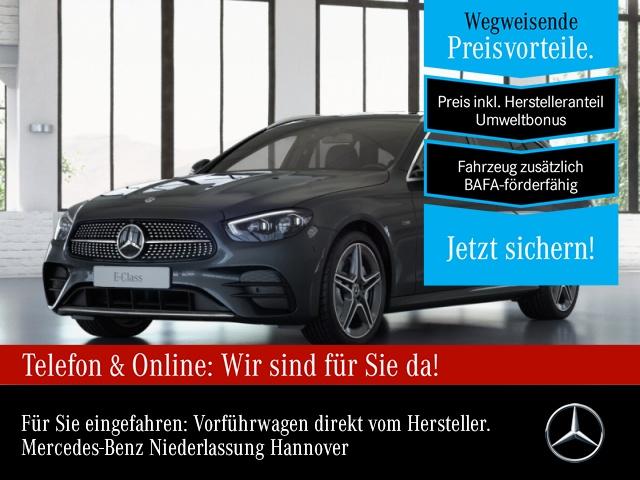 Mercedes-Benz E 300 de T AMG WideScreen 360° Pano Multibeam, Jahr 2020, Hybrid_Diesel