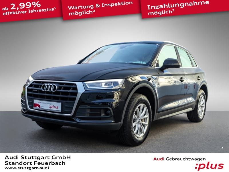 Audi Q5 2.0 TDI quattro ACC Navi PDC Sportsitze Xenon, Jahr 2017, Diesel