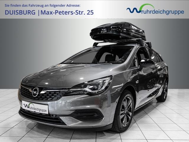 Opel Astra ST Design&Tech,Klima-Auto,Multi-Radio,Sitzheiz,ToterWinkel, Jahr 2021, Benzin