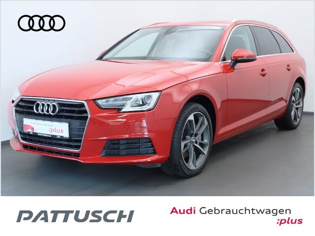 Audi A4 Avant 2.0 TDI Xenon DAB AHZV Einparkhilfe plu, Jahr 2017, Diesel