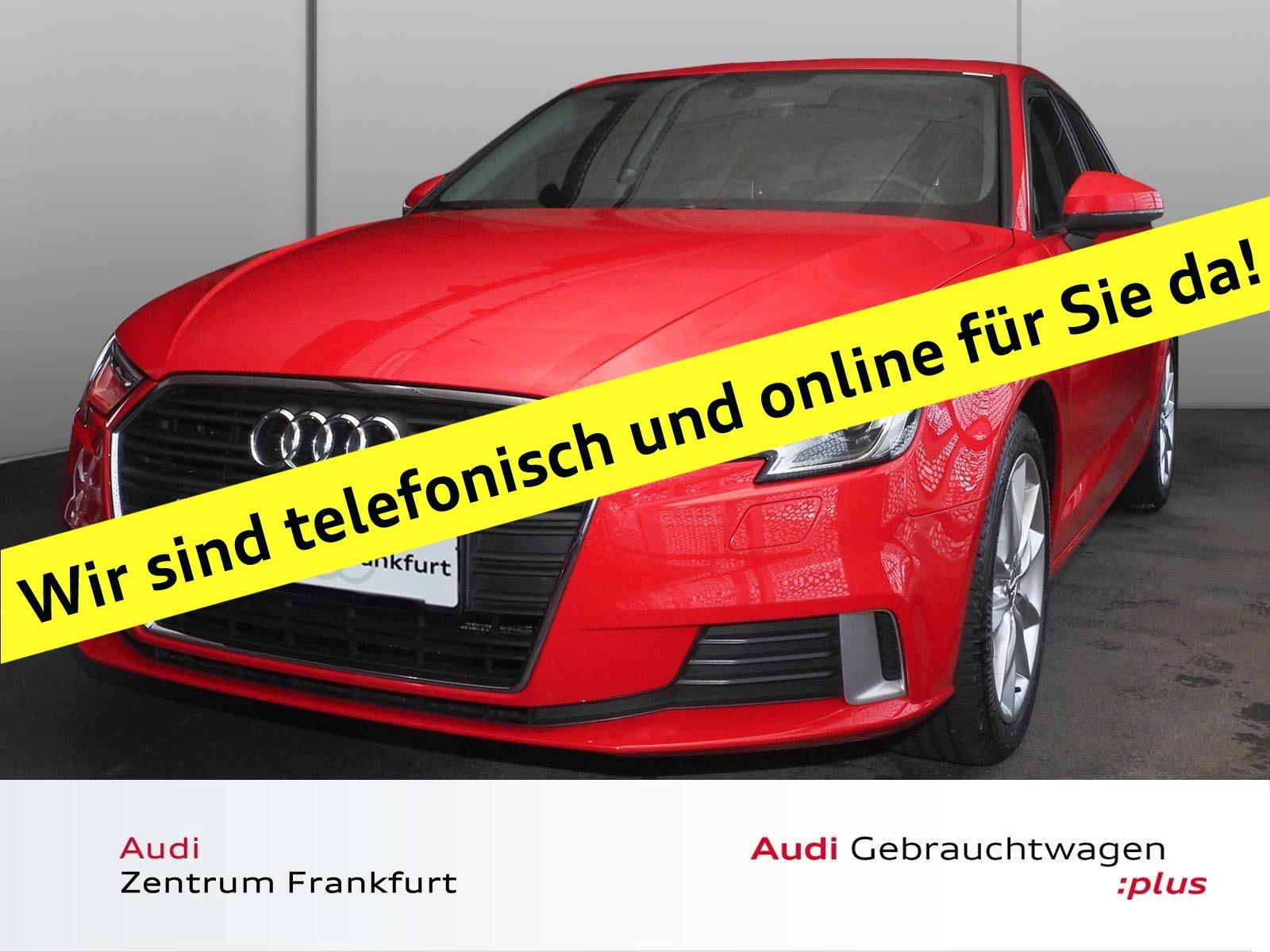 Audi A3 Sportback 2.0 TDI sport Navi Xenon DAB PDC Sitzheizung, Jahr 2018, Diesel