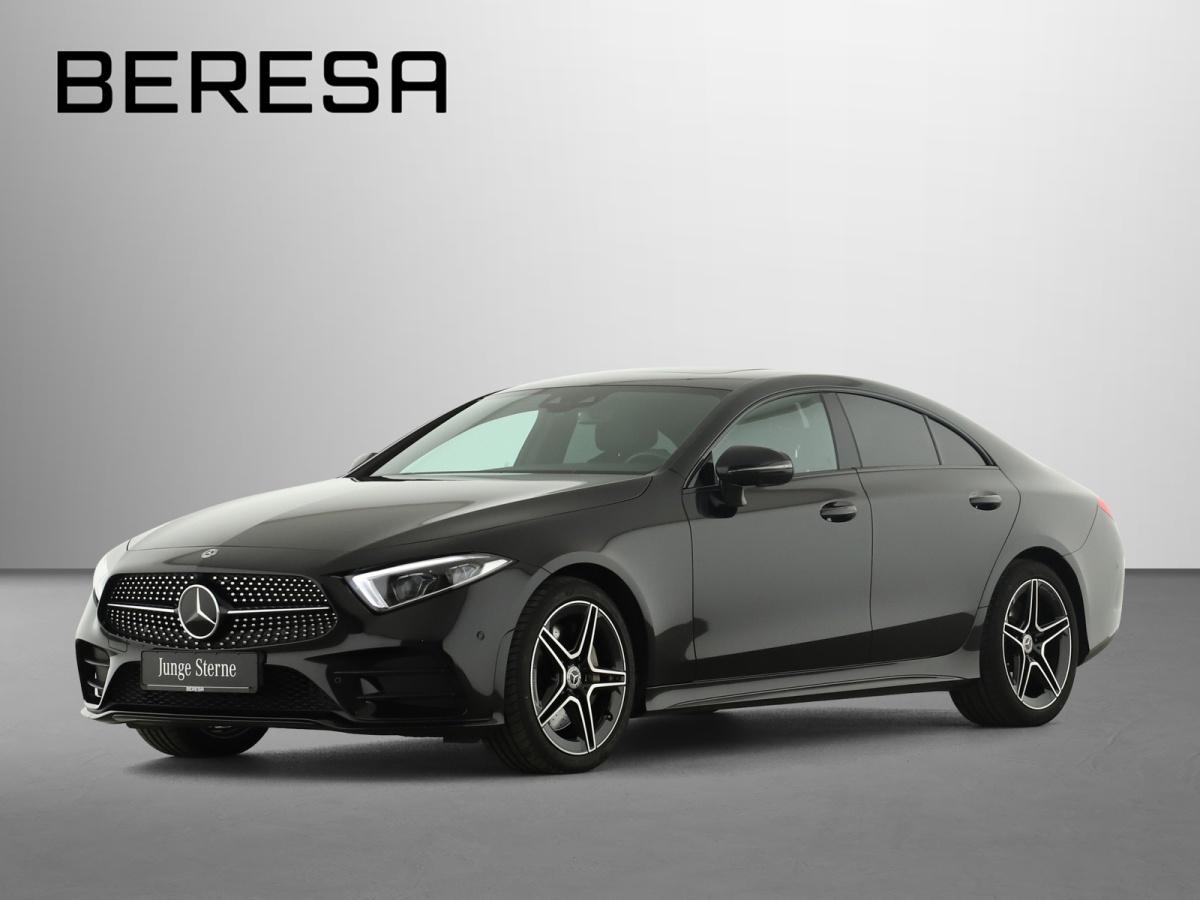 Mercedes-Benz CLS 450 4M AMG Comand Fahrassist. 360° Night LED, Jahr 2019, Benzin
