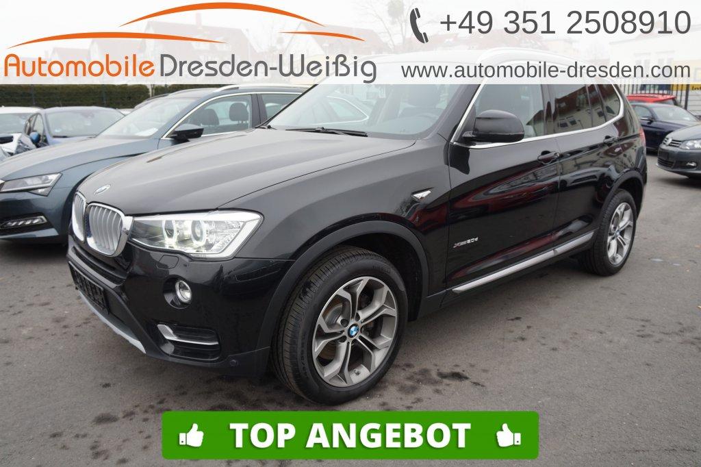 BMW X3 xDrive20d xLine*Navi*Leder*Pano*HiFi*Bi Xenon, Jahr 2017, Diesel