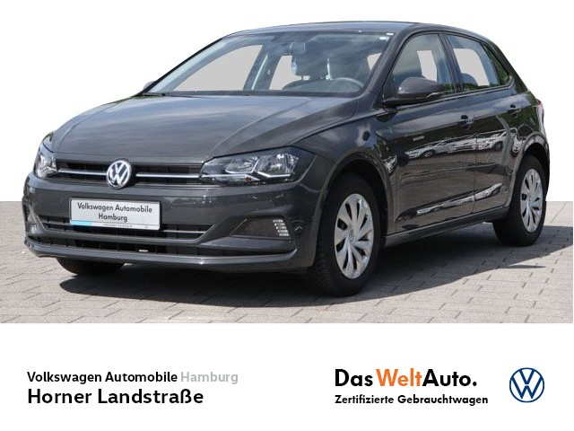 Volkswagen Polo 1.0 Comfortline Navi Einparkhilfe Klima, Jahr 2018, Benzin
