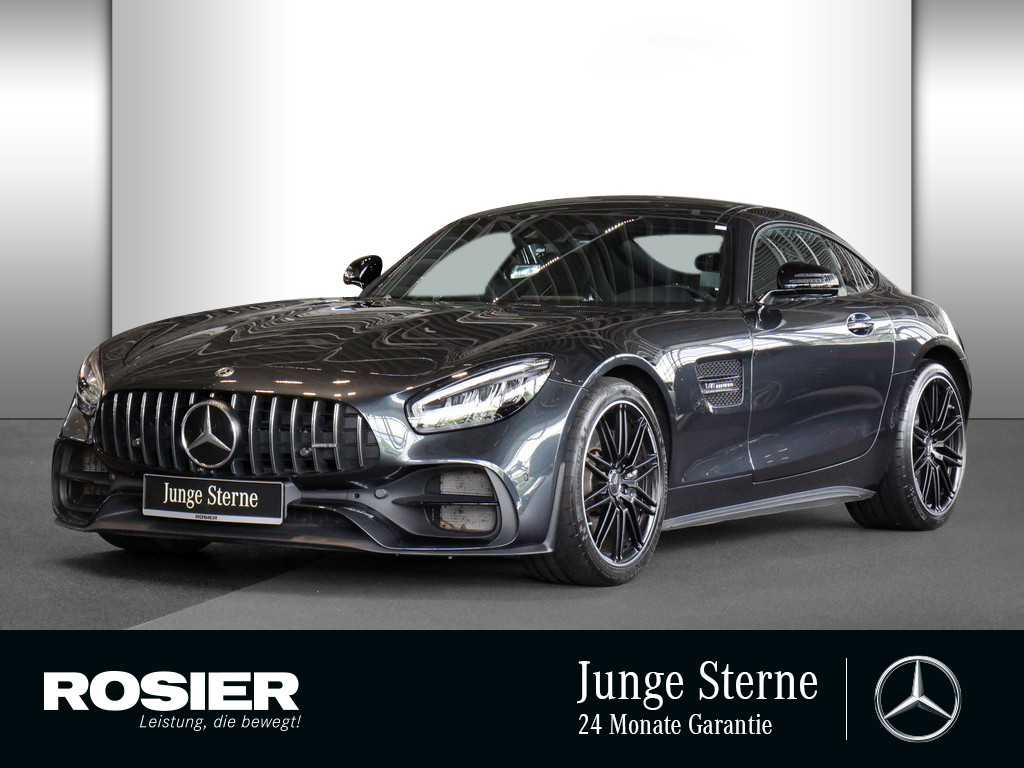 Mercedes-Benz AMG GT Coupe, Jahr 2020, Benzin