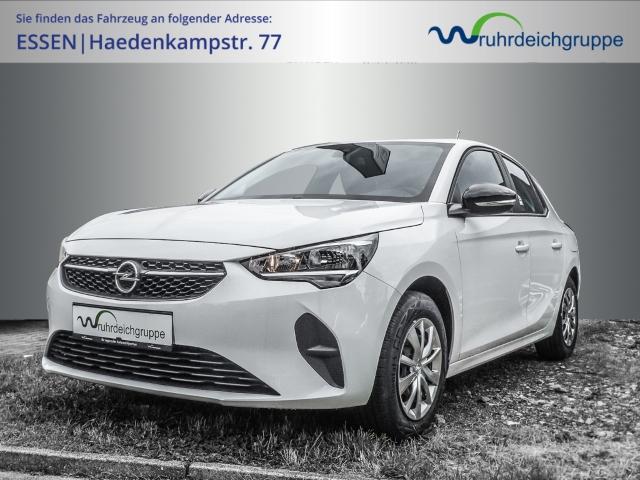 Opel Corsa F Edition 1.2 DAB+SHZ+FSE+PDC+Klima+LHZ, Jahr 2021, Benzin