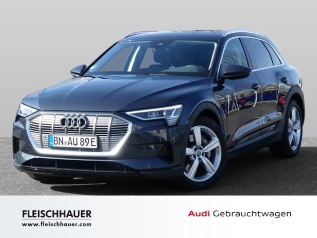 Audi e-tron 50 quattro NAVI, Jahr 2020, Elektro