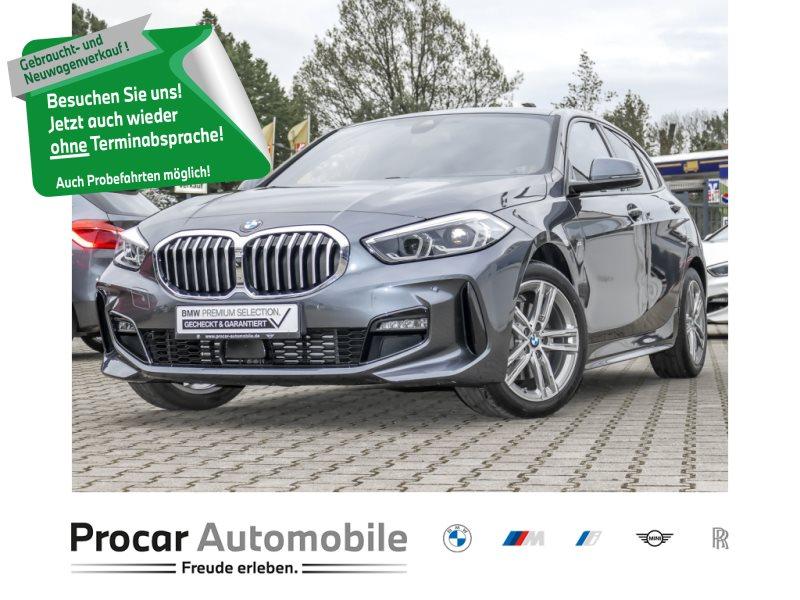BMW 118d M Sport Aut. HuD H/K DAB Lenkradheiz. LED, Jahr 2020, Diesel