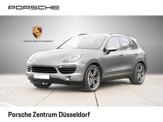 Porsche Cayenne S Diesel Standheizung Luftfederung Panorama, Jahr 2013, Diesel