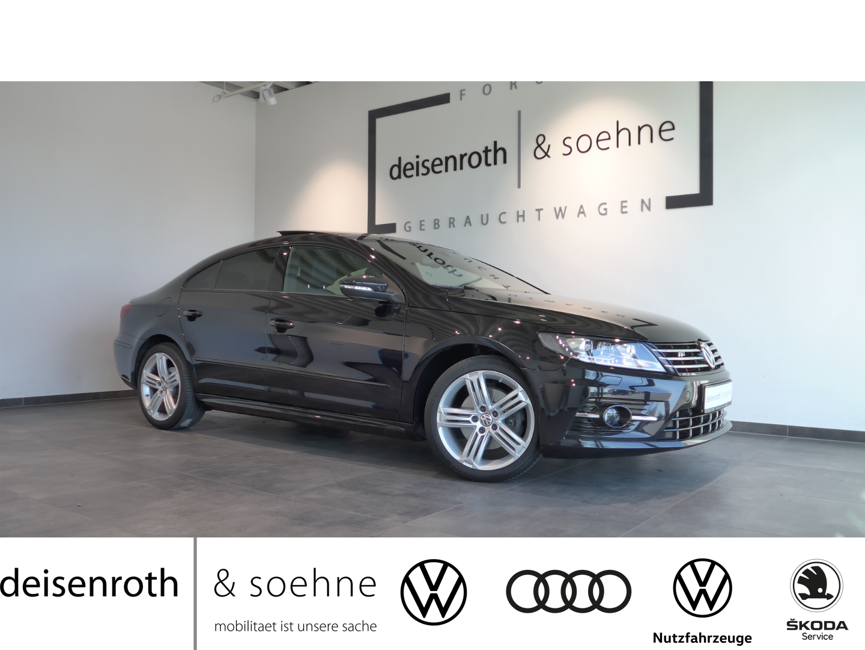 Volkswagen CC Dynamic Black R-Line 2.0 TDI Pano Dyn Navi 18, Jahr 2015, Diesel
