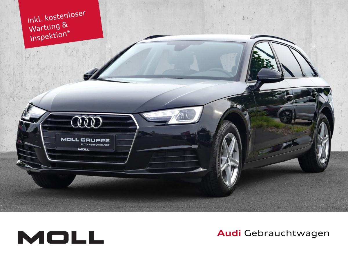 Audi A4 Avant 1.4 TFSI el.Heckklappe, Jahr 2018, Benzin