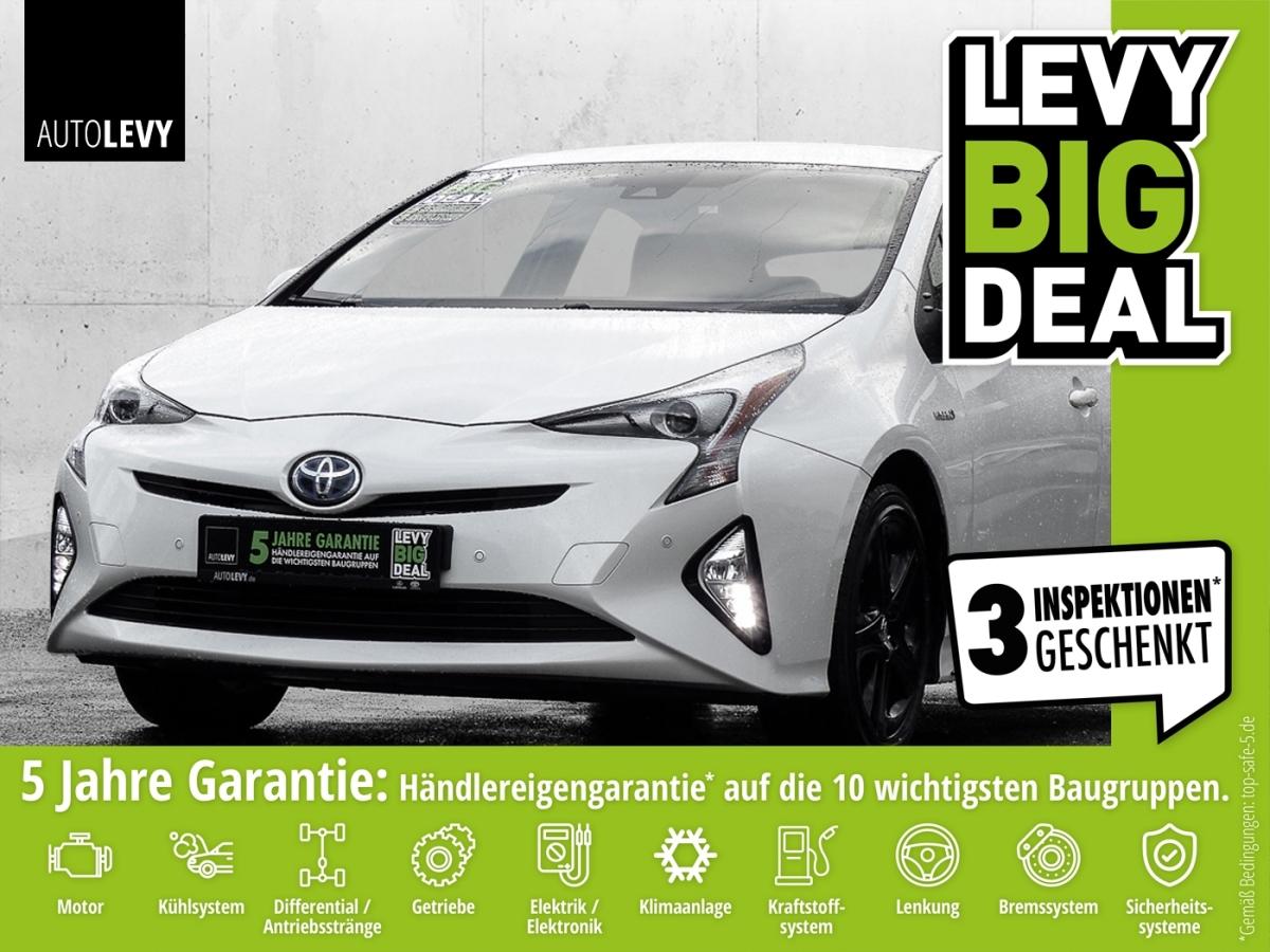 Toyota Prius (Hybrid) Executive HeadUp*LED*Navi*SHZ*DAB, Jahr 2016, Hybrid