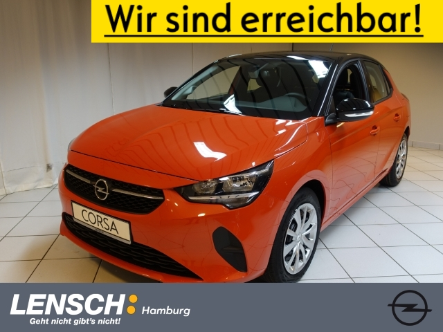 Opel Corsa F 1.2 Edition MULTIMEDIA+PDC+WINTER-PAKET, Jahr 2020, Benzin