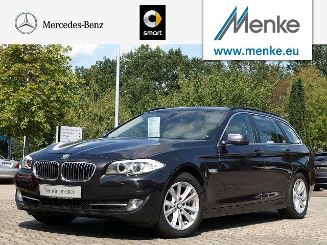 BMW 520 d Touring Navi,Leder,Bi-Xenon,Elektr.Heckkla, Jahr 2012, diesel
